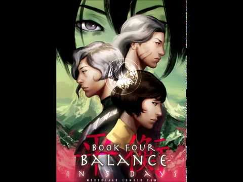 The Legend Of Korra Book 4 OST - Escape Of The Beifongs