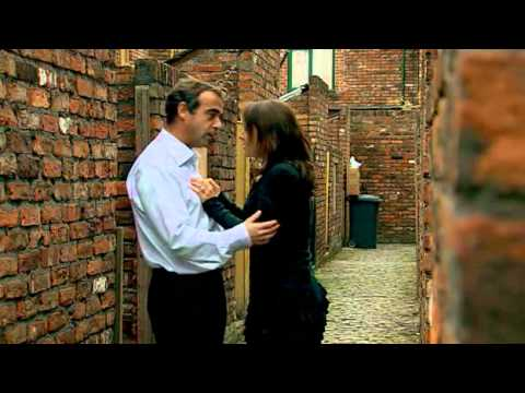 coronation street - Tyrone buys Molly a  karaoke machine and makes her sing