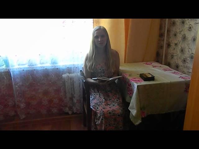 Изображение предпросмотра прочтения – АнастасияЕфименко читает произведение «Медный всадник» А.С.Пушкина