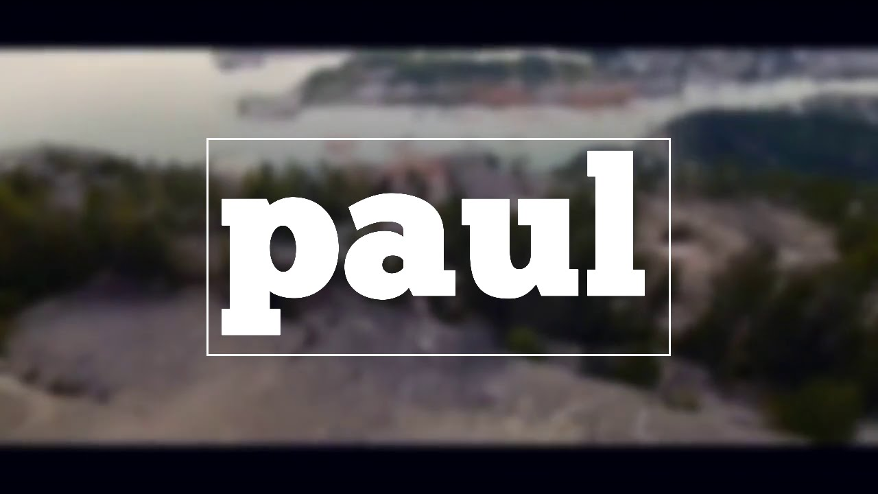 Paul: how to spell 7