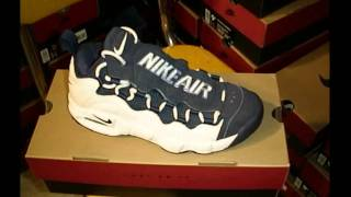 Nike Premium Vintage Shoes Collection-1 KEN HAMADA
