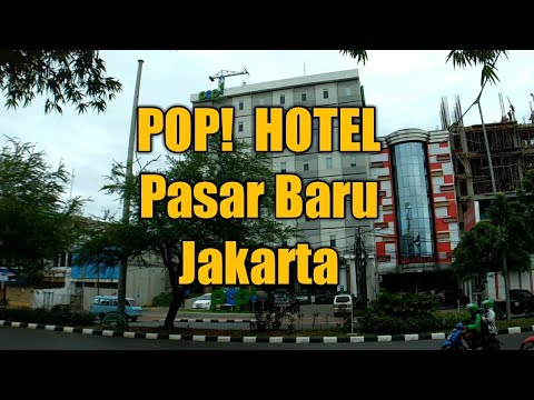 POP! Hotel Pasar Baru Jakarta | Room Tour and Impressions | Hotels in Jakarta