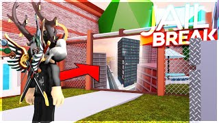 THE TOP SECRET ESCAPE ROUTE IS BACK..! (ROBLOX JAILBREAK GLITCH)