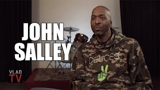 John Salley on Friend Len Bias Dying from Coke 2 Days After Celtics Draft (Part 15)