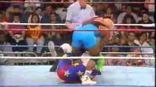 Doink The Clown vs. Mr. Perfect