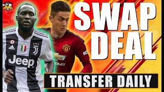 Dybala IN Lukaku OUT! Juventus offer Dybala in Lukaku swap deal! Man United Transfer News