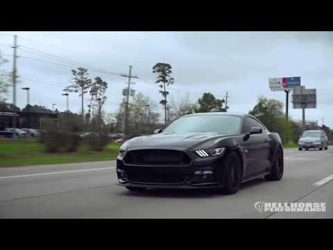 2017 Mustang GT 965HP | Hellhorse Performance Supercharger Special™ - Paxton Supercharger