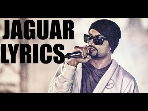 Bohemia - Jaguar LYRICS Sukhe.