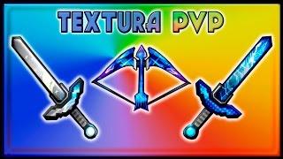 Minecraft Textura 1.8. PVP E HG !!!