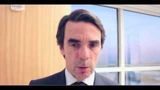 José María Aznar opina sobre la situación en Cuba y Venezuela