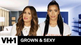 Adrienne Houghton & Julissa Bermudez On Having Kids | Grown & Sexy