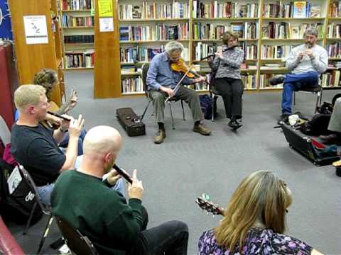Irish Music Session Albuquerque Book Store