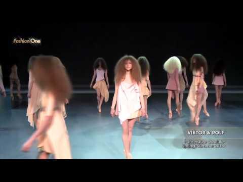 Viktor & Rolf | París Haute Couture | Primavera Verano 2014.