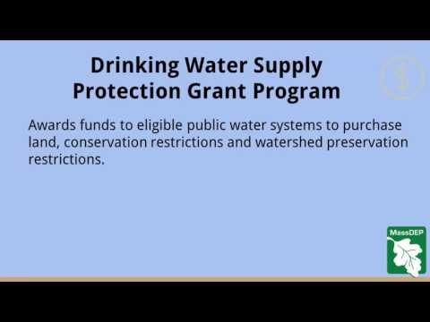 MassDEP Approval to Acquire or Release Land for Water Supplies