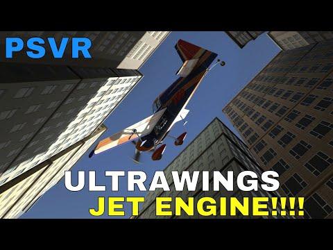 Ultrawings: PSVR - Jet Engine!!!!