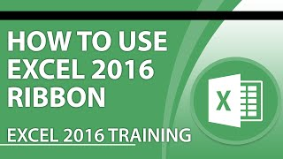 During this Microsoft Excel 2016 training tutorial video, you will ...