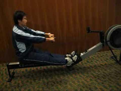 Máquina de remo o Rowing Machine 1