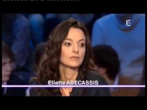 Eliette ab cassis on n est pas couch 12 d cembre 2009 - On n est pas couche elie semoun ...