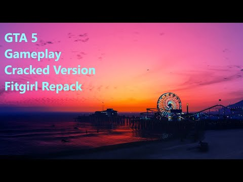 Grand Theft Auto V cracked version Gameplay