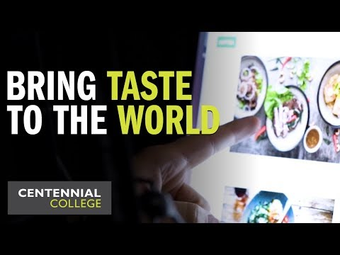 Food Media at Centennial College