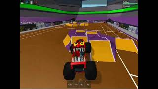 Monster Jam Roblox Stockholm Freestyle