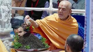 Guruhari Darshan 20 Oct 2017 (Hindu New Year Annakut), London, UK