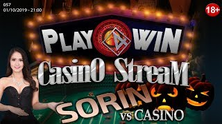 JUCĂM CASINO nr:057 / Sorin vs Casino / Casino Romania / DETALII IN DESCRIERE↓