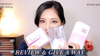[CLOSED] 향수 리뷰 & Give away…