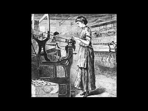 women in the industrial revolution