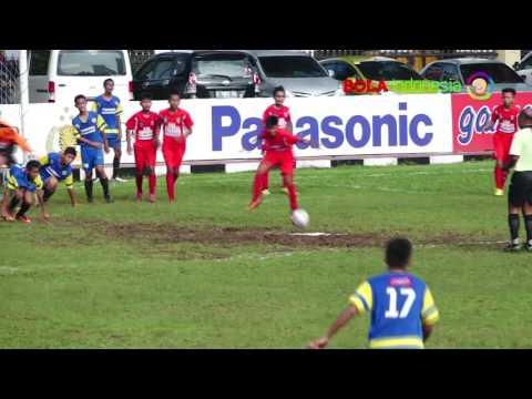 Highlight Liga KG Panasonic U-14 2016/2017 Pekan ke-12 Bagian ke-1