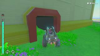 Seek Out the Hidden Passage - City Area - Adventure Mode - LABO 03: Vehicle Kit - No Commentary