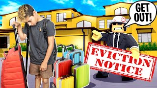 i got EVICTED From my MANSION... (Emotional)   Royalty Gaming