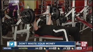 Don't Waste Your Money: Joining a gym -- what you need to know
