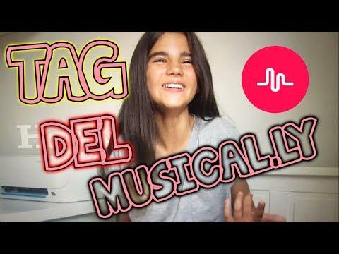 Tag del musical.ly // Paula Alos