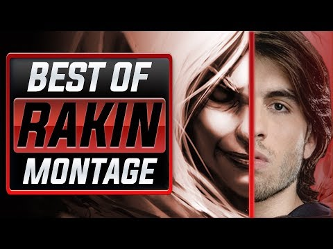 "Rakin ""Best Vladimir"" Montage (Best Of Rakin) 