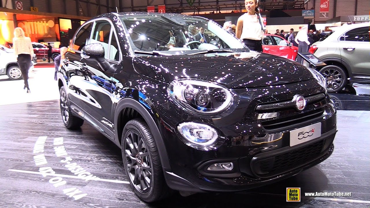2017 fiat 500x exterior and interior walkaround 2017 for Fiat 500x exterior