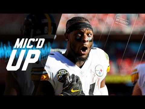 Best Mic'd Up Sounds of Week 6, 2017 | Sound FX | NFL Films