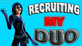 CLAN TRYOUT! Looking for my PERM DUO (PC ONLY)