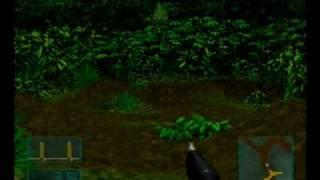 Congo: The Movie (Sega Saturn) Level 1