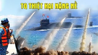Lastest Alert: Chinese Nuclear Submarine in South China Sea Failed While Facing Vietnamse Fishermen