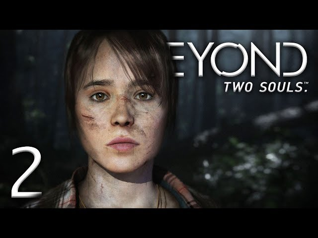 THEY GOT ME DOING THE MOST!! | Beyond Two Souls | Lets Play - Part 2
