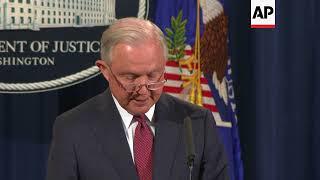 Sessions: DOJ Cannot Defend DACA 'Overreach' Free HD Video