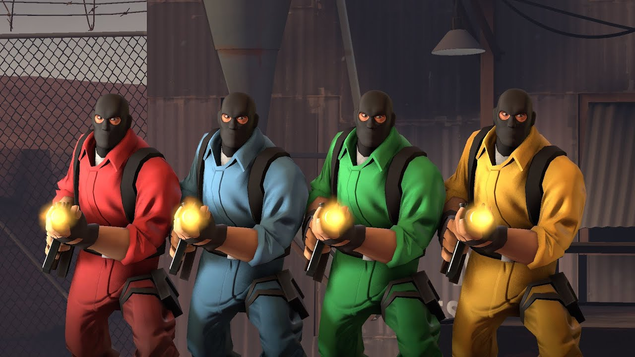 team fortress 2 meet the spy gameplay