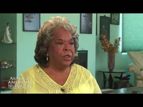 Della Reese on meeting Merv Griffin