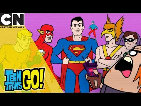 Toy Master | Teen Titans GO! | Cartoon Network from YouTube · Duration:  1 minutes 51 seconds