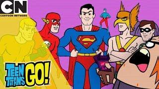 Teen Titans Go!   Terrible Old Cartoons   Cartoon Network