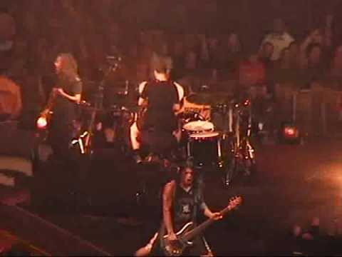 Metallica September 22nd 2004 Pittsburgh, PA Mellon Arena