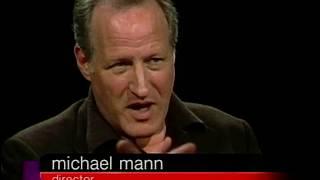 Director Michael Mann interview on