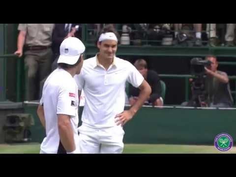 Tommy Haas cheekily puts off Roger Federer