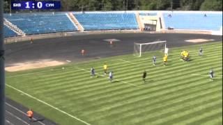 Футбольний матч «Буковина» - «Суми», 1 тайм. 30.05.2015